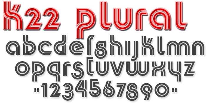 K22 Plural