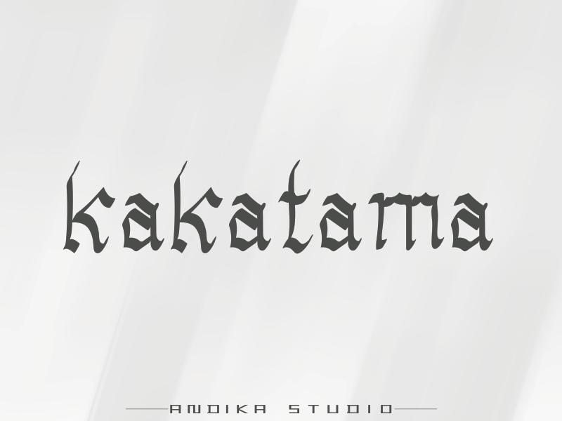 Kakatama