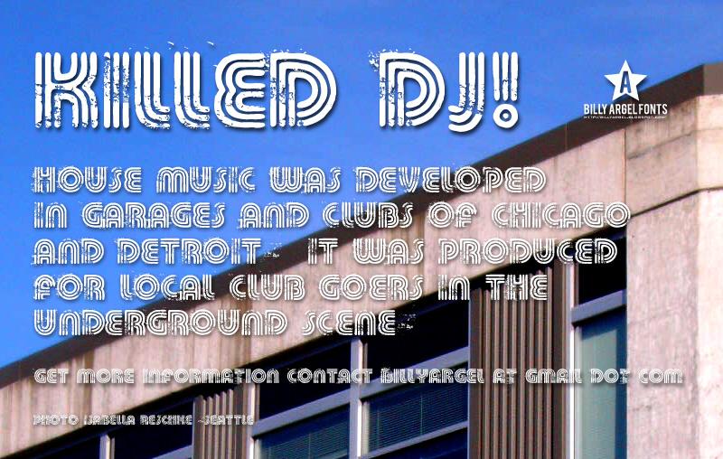 Killed DJ