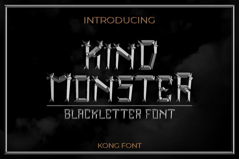 Kind Monster