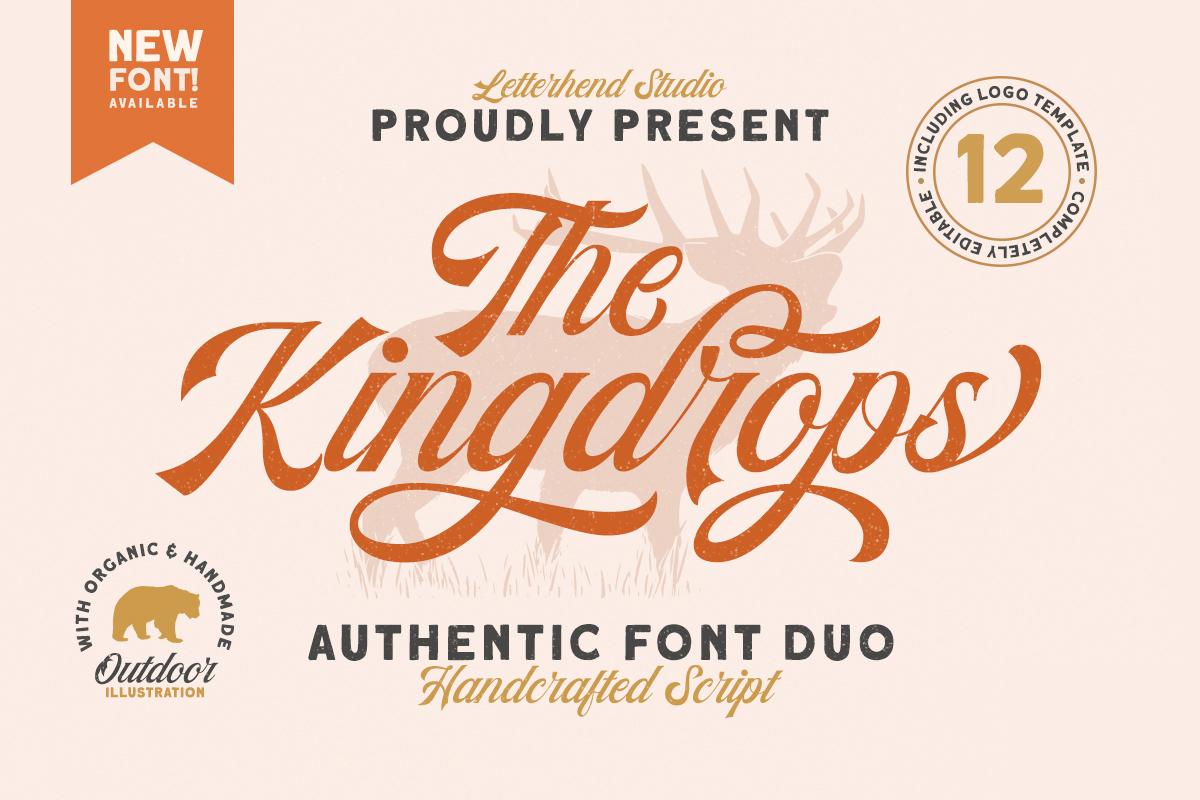 Kingdrops Script