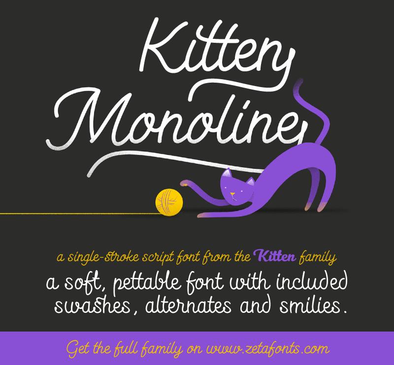 Kitten Monoline