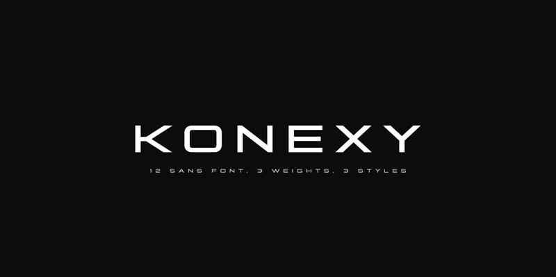 Konexy