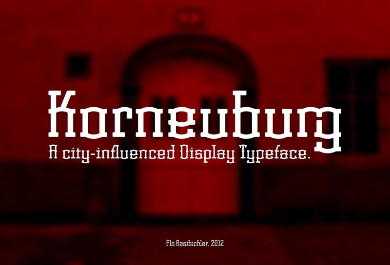 Korneuburg Display