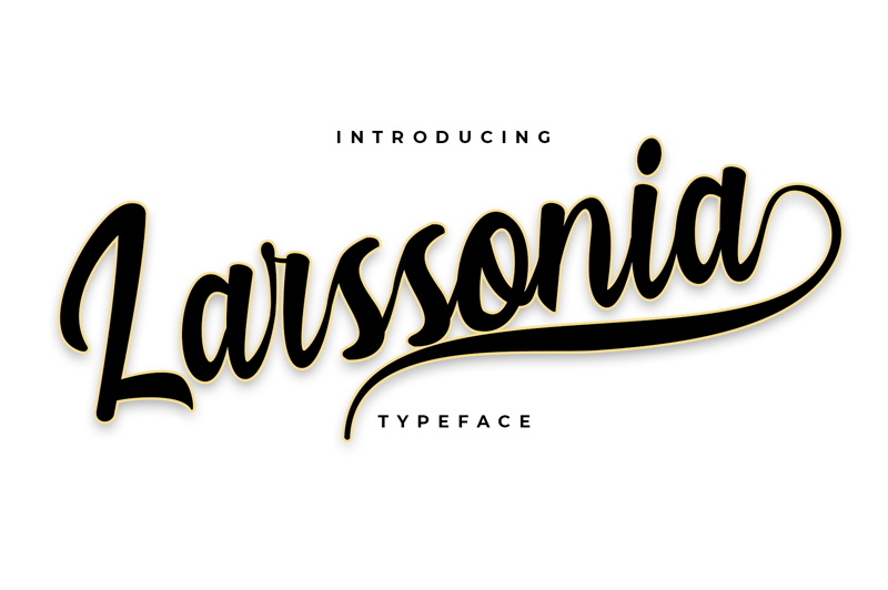 Larssonia Script