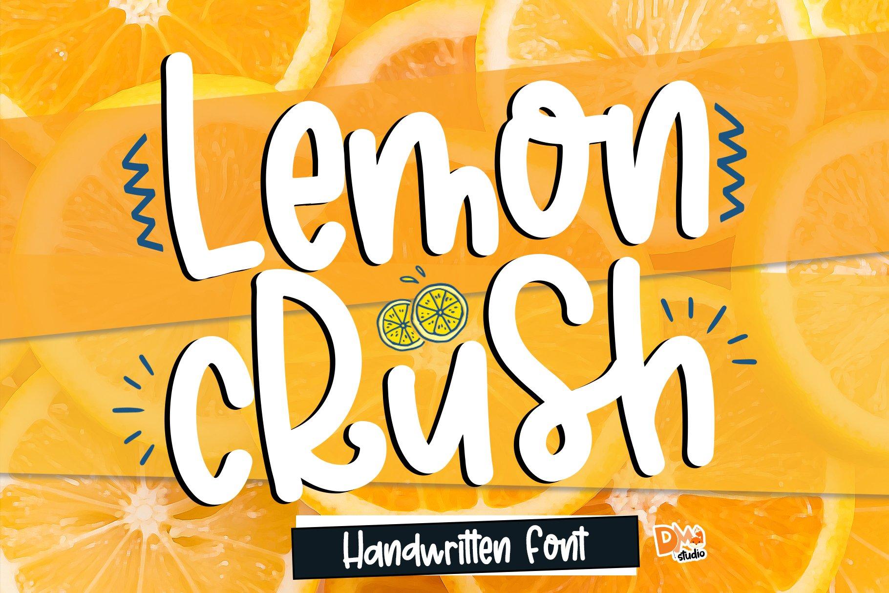 Lemon Crush