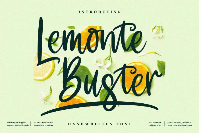 Lemonte Buster