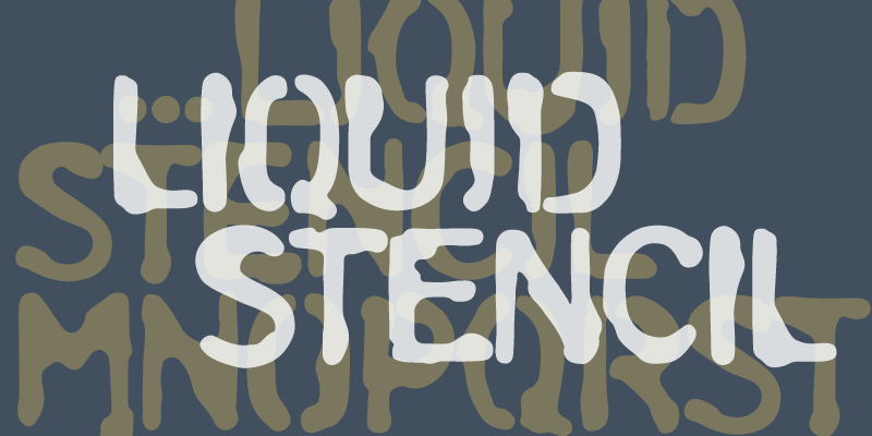 Liquid Stencil