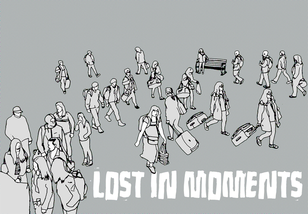 Lost in moments