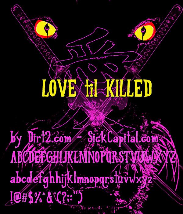 Love Til Killed
