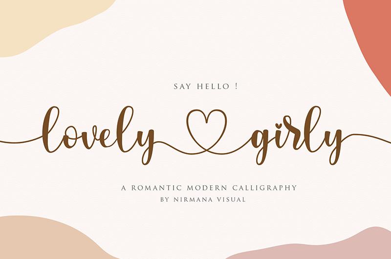 Lovely Girly