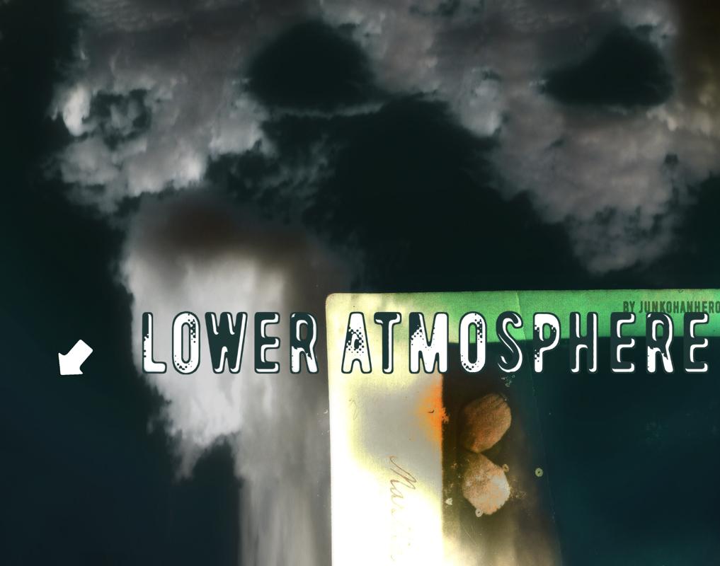 Lower atmosphere
