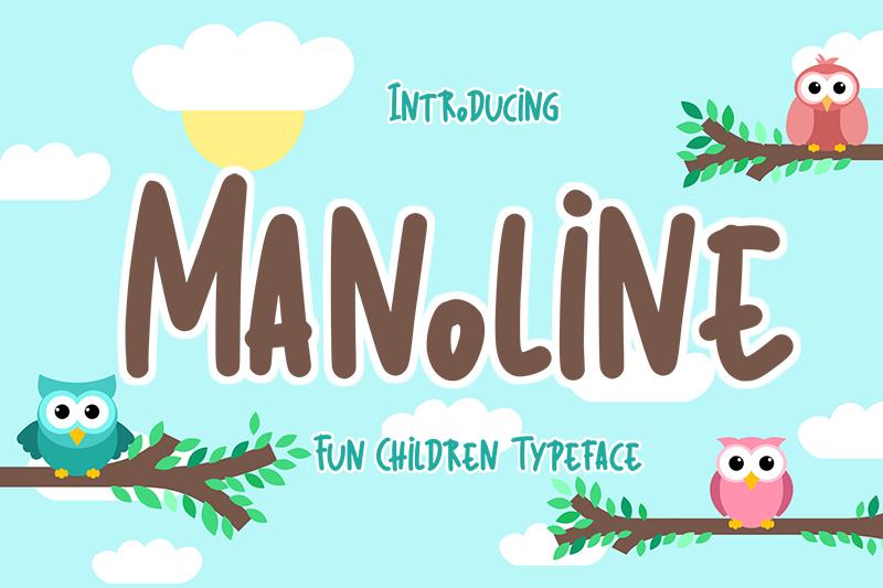 Manoline
