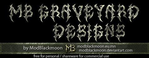 MB Graveyard Designs