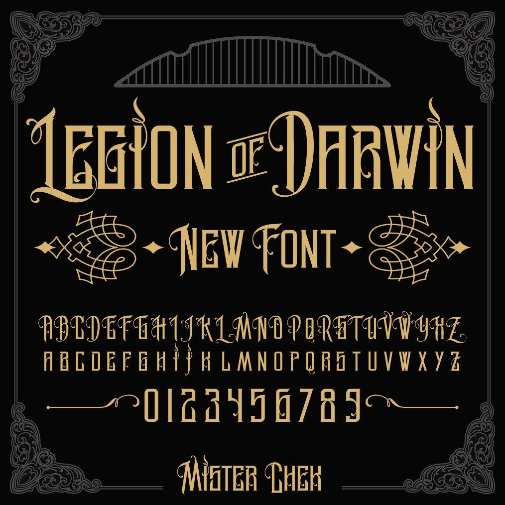 MCF Legion of Darwin