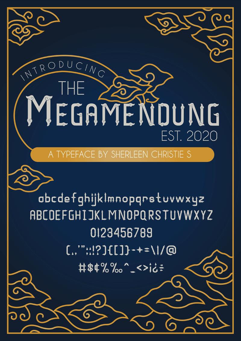 Megamendung