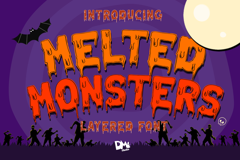 Melted Monster