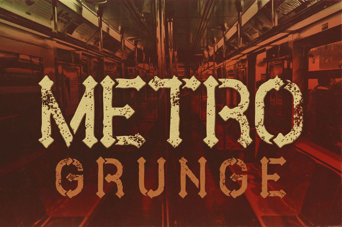 Metro Grunge
