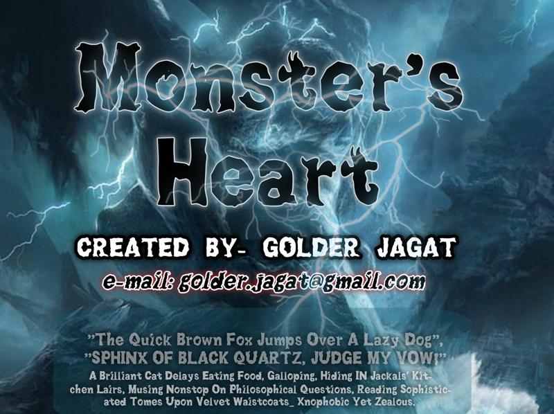 Monsters Heart