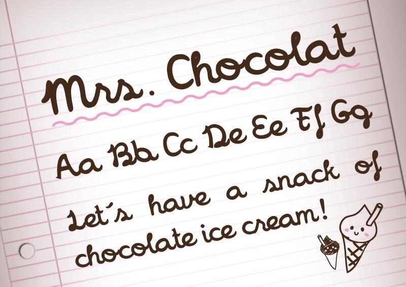 Mrs Chocolat
