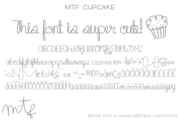MTF Cupcake