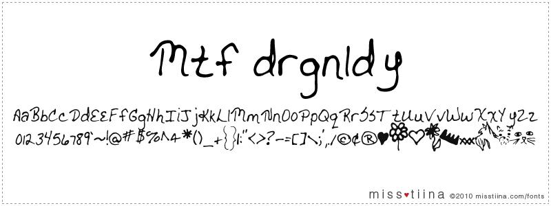 MTF Drgnldy