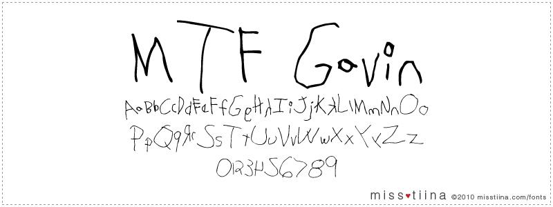 MTF Gavin