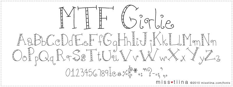 MTF Girlie