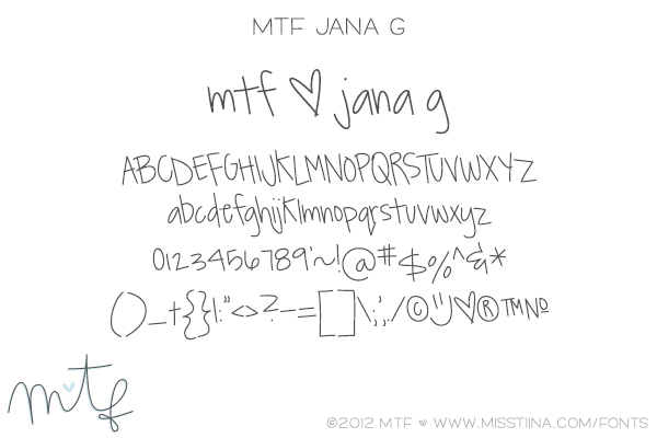MTF Jana G