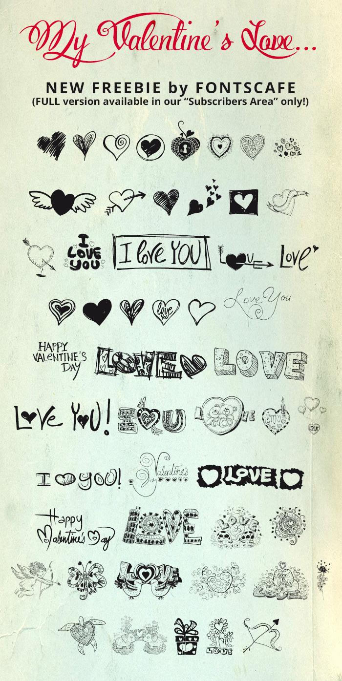 My Valentines Love