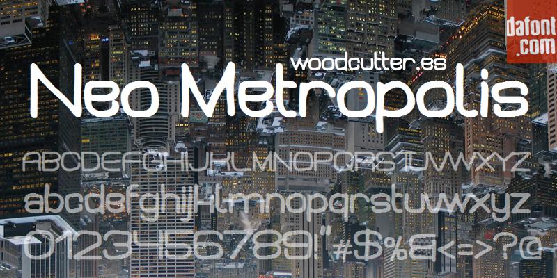 Neo Metropolis