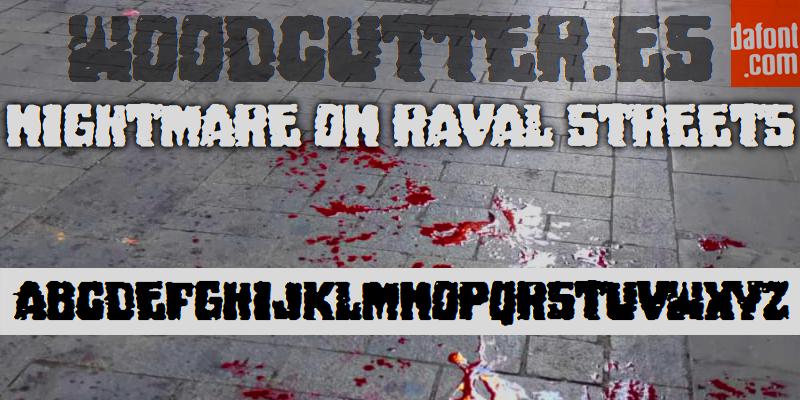 Nightmare On Raval Streets