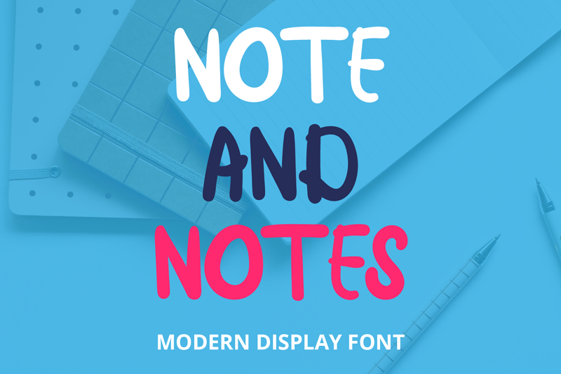 Note And Notes