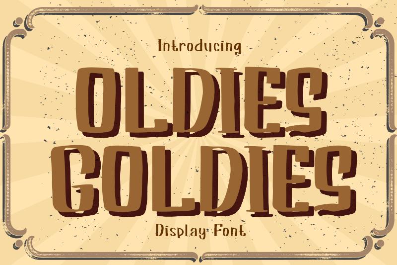 Oldies Goldies
