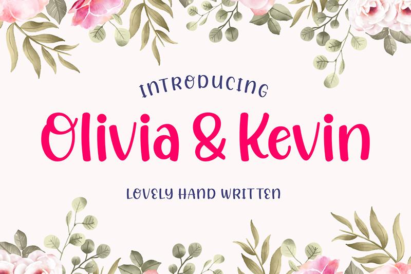 Olivia & Kevin