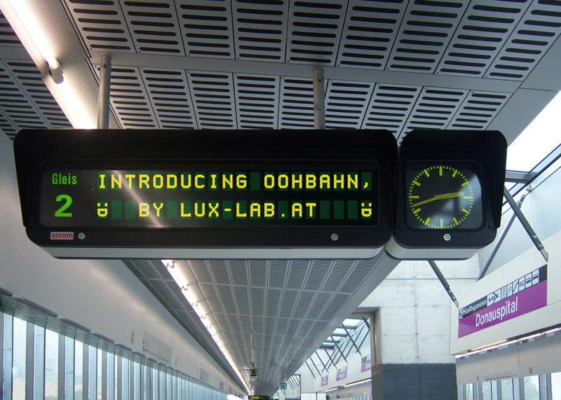 Ooh Bahn