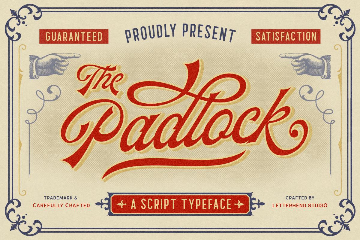 Padlock Script