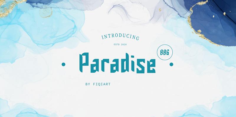 Paradise 886