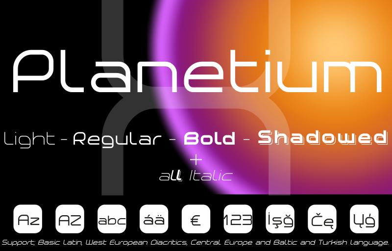Planetium-X