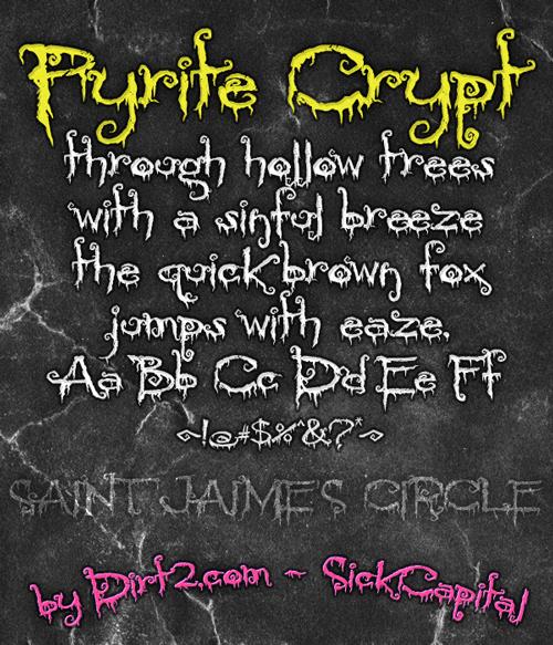 Pyrite Crypt