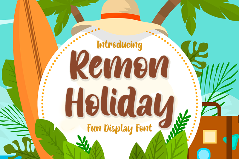 Remon Holiday
