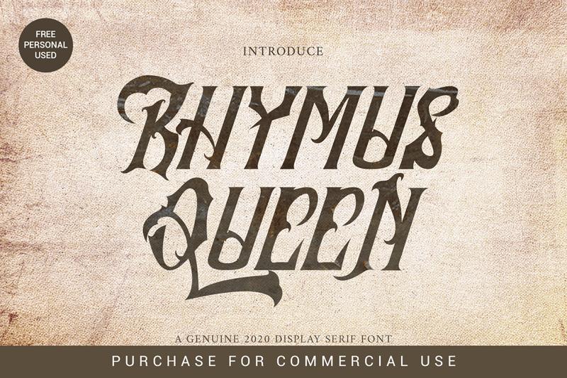 Rhymus Queen