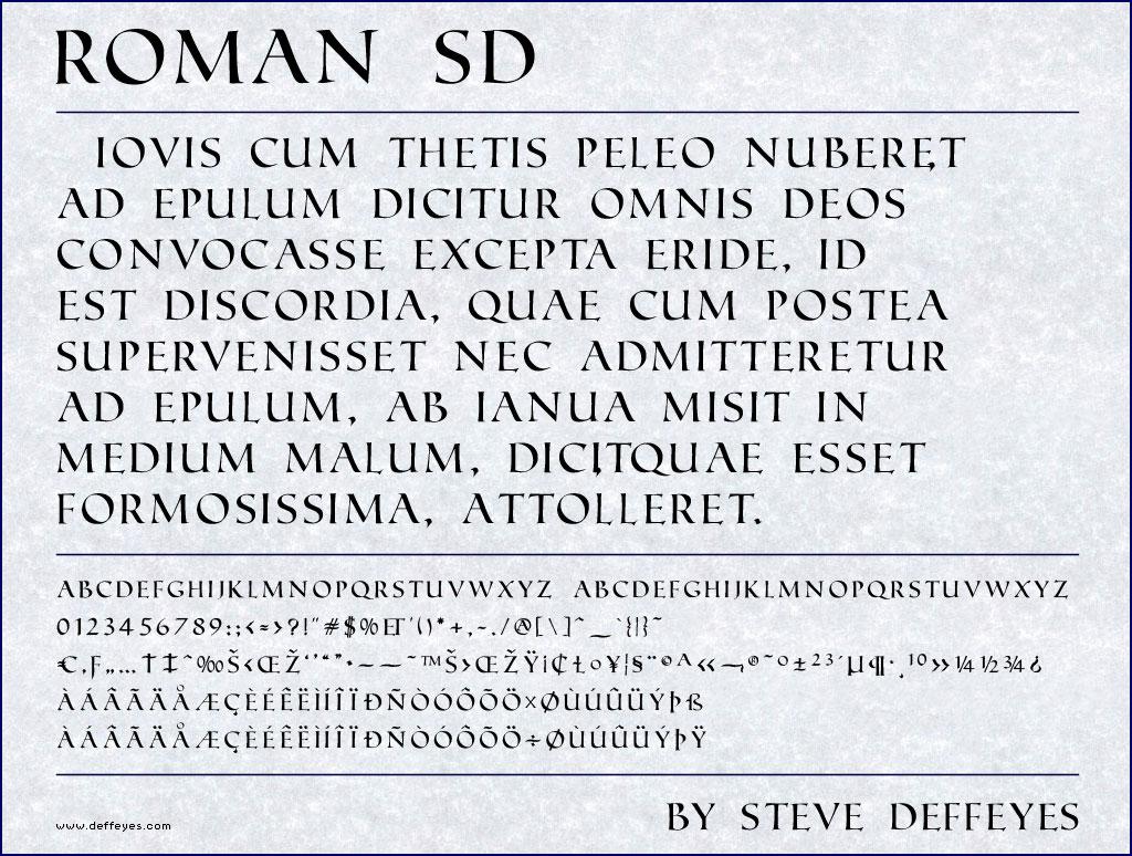 Roman SD