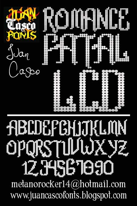 Romance fatal LCD
