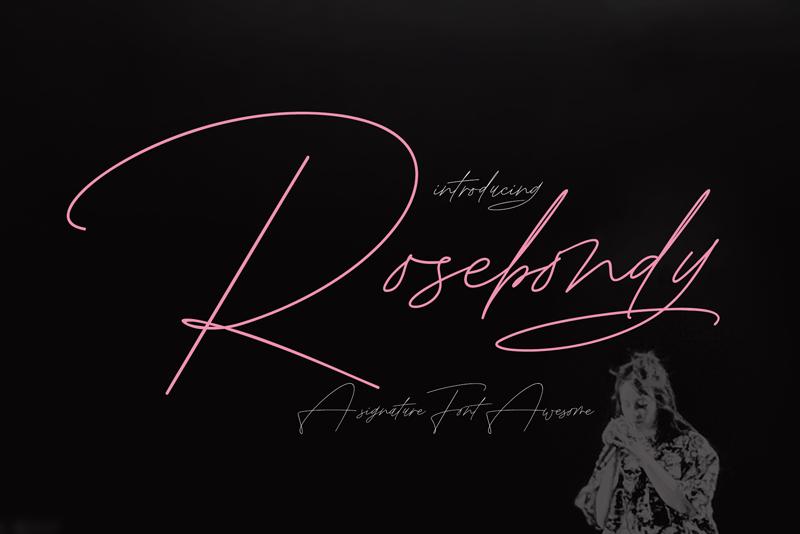 Rosebondy