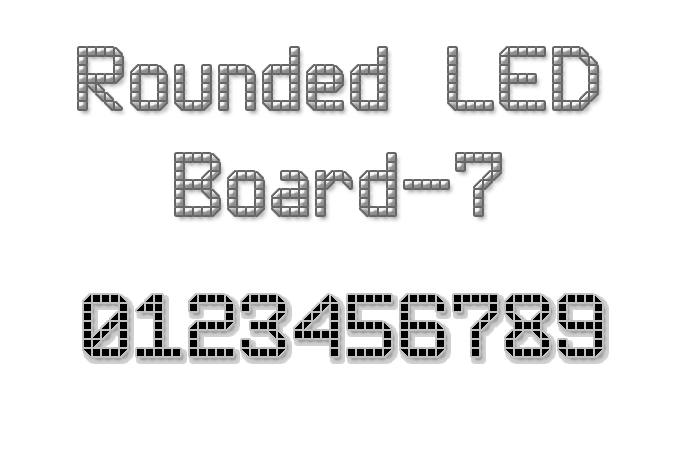 Rounded LED Board-7