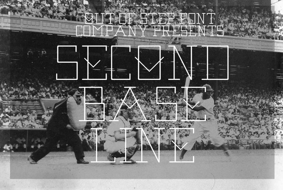 Second Base Line