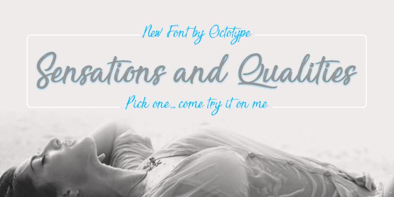 Sensations and Qualities