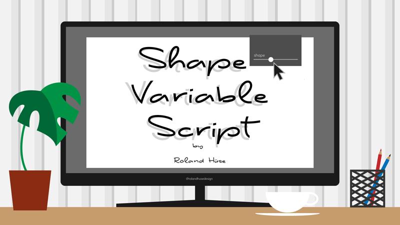 Shape Variable Script