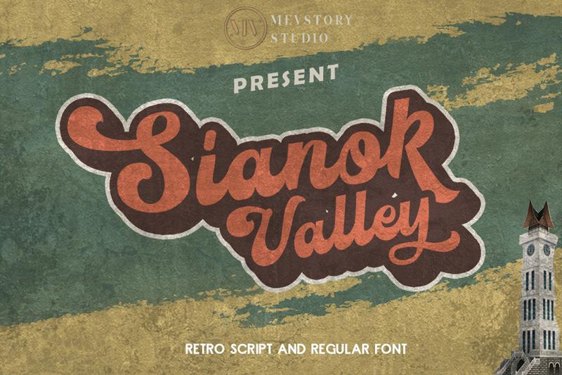 Sianok Valley Script